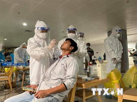 Việt Nam ghi nhận 45 ca mắc mới COVID-19 trong cộng đồng