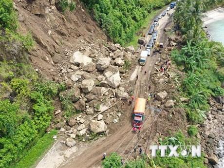 Lở đất tại mỏ vàng ở Indonesia, 5 người thiệt mạng, 70 người mất tích - giá vàng 9999 hôm nay 1011