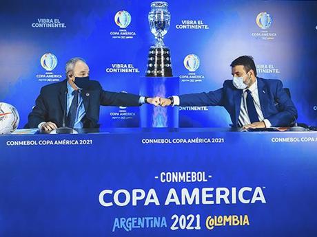 Tổng thống Argentina thận trọng về Copa America do dịch COVID-19