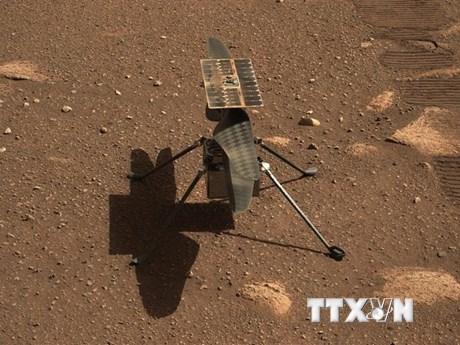 NASA: Thiết bị trực thăng Ingenuity hạ cánh thành công trên Sao Hỏa