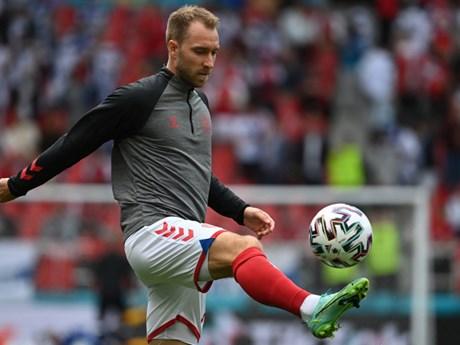 Tuyển thủ Đan Mạch Christian Eriksen có thể xuất viện trong ngày 18/6