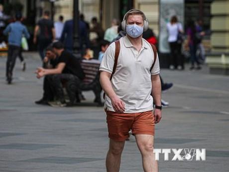 Moskva ghi nhận số ca mắc mới COVID-19 cao kỷ lục, đóng cửa fanzone