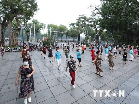 Hà Nội cho phép mở lại một số hoạt động thể dục, thể thao ngoài trời