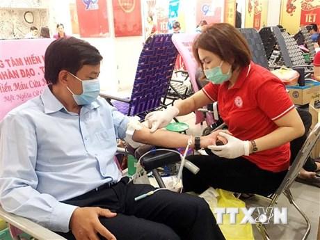TP.HCM: Nguồn máu dự trữ