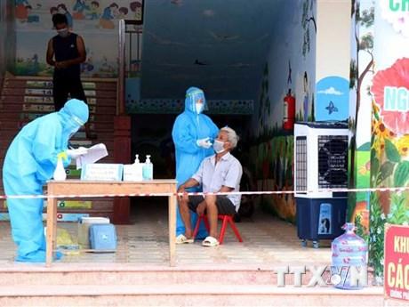 Ngày 5/8 Việt Nam có 7.244 ca nhiễm mới, ghi nhận thêm 393 ca tử vong