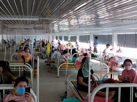 Đồng Nai đưa vào sử dụng bệnh viện dã chiến quy mô lớn nhất tỉnh