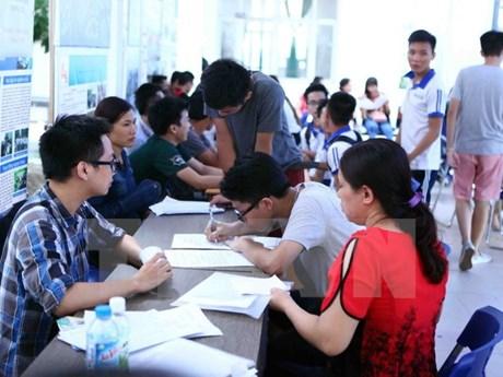 Thành phố Hồ Chí Minh: Nhiều trường vẫn còn chỉ tiêu tuyển sinh