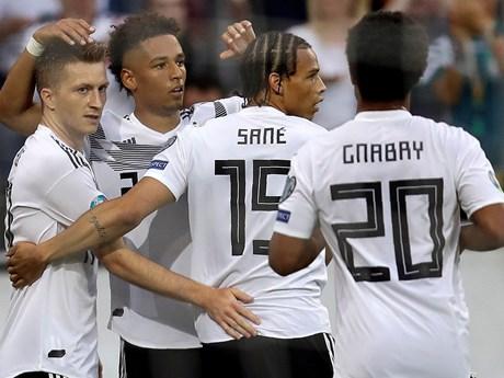Vòng loại Euro: Đức thắng hủy diệt 8-0, Pháp tìm lại niềm vui   Bóng đá   Vietnam+ (VietnamPlus)