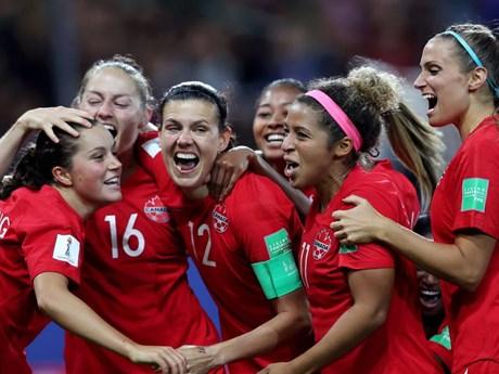 World Cup nữ 2019: Thêm 2 đội tuyển sớm vào vòng knock-out | Bóng đá | Vietnam+ (VietnamPlus)