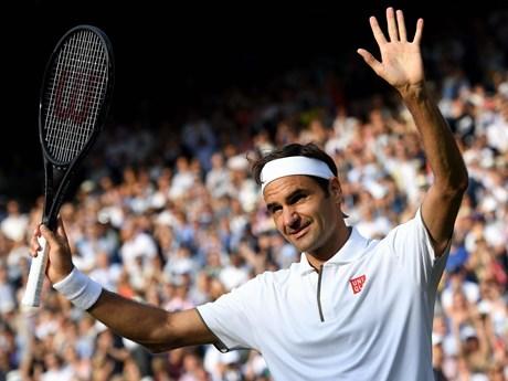 Wimbledon 2019: Federer lập kỳ tích, ''đại chiến'' Nadal ở bán kết
