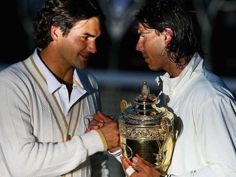 Những thống kê đáng chú ý trước ''siêu kinh điển'' Federer-Nadal