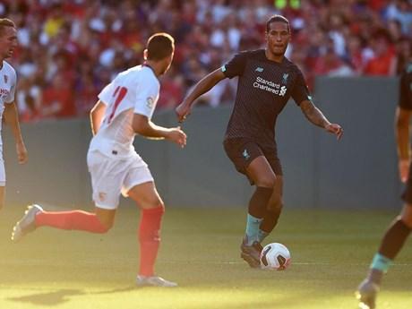 Liverpool nhận thất bại thứ 2 liên tiếp trong chuyến du đấu Hè | Bóng đá | Vietnam+ (VietnamPlus)