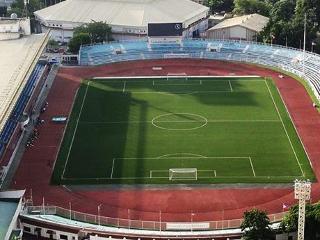 SEA Games 30: Chốt thời gian, địa điểm tổ chức môn bóng đá | Bóng đá | Vietnam+ (VietnamPlus)