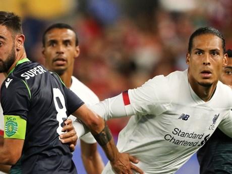Liverpool không thắng trận nào trong chuyến du đấu trên đất Mỹ | Bóng đá | Vietnam+ (VietnamPlus)
