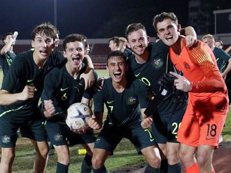 Hạ Malaysia, Australia vô địch giải U18 Đông Nam Á 2019 | Bóng đá | Vietnam+ (VietnamPlus)