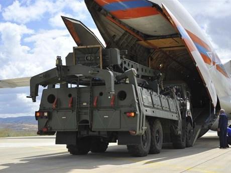 Thổ Nhĩ Kỳ cân nhắc mua thêm hệ thống phòng không S-400 của Nga  | Châu Âu | Vietnam+ (VietnamPlus)
