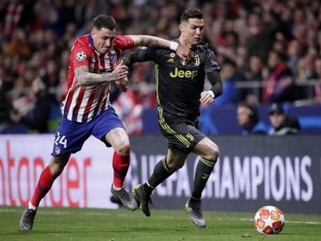 Lịch trực tiếp: PSG đối đầu Real, Atletico 'đại chiến' Juventus | Bóng đá | Vietnam+ (VietnamPlus)