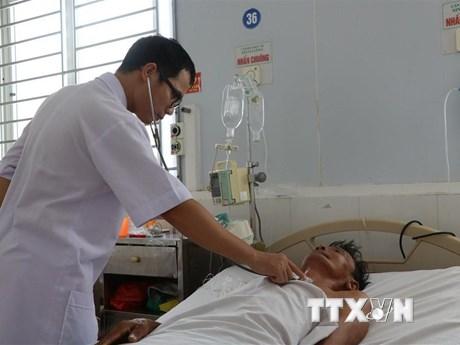 Chẩn đoán và điều trị kịp thời để chữa khỏi bệnh Whitmore | Y tế | Vietnam+ (VietnamPlus)