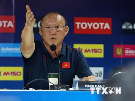 HLV Park Hang-seo lên tiếng về quyết định không chọn Văn Quyết