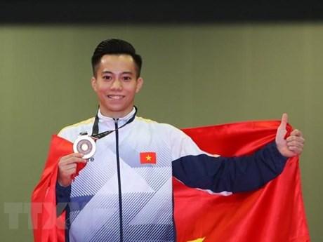 Việt Nam chính thức có tấm vé thứ 2 tham dự Olympic 2020 | Thể thao | Vietnam+ (VietnamPlus)