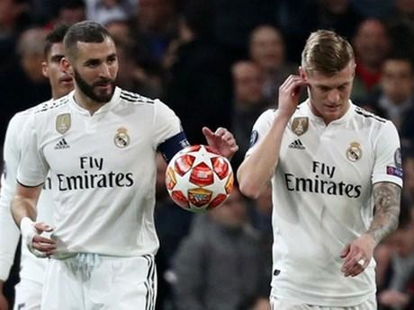 Lịch trực tiếp Champions League: Real, Tottenham ''giải khát''?