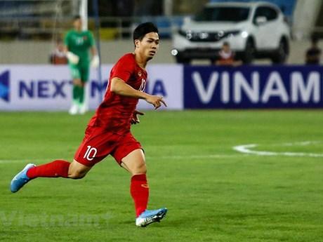 Trực tiếp trận Việt Nam-UAE 0-0: Công Phượng dự bị
