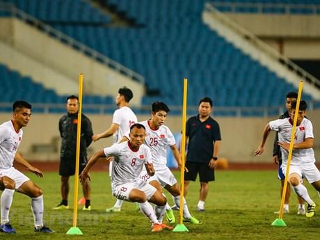 Xem trực tiếp trận Việt Nam-UAE tại vòng loại World Cup trên kênh nào?   Bóng đá   Vietnam+ (VietnamPlus)