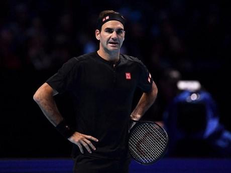 ATP Finals 2019: Roger Federer bật bãi, nhà vô địch gục ngã