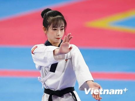 SEA Games 30 ngày 7/12: Taekwondo giành tấm HCV đầu tiên | Thể thao | Vietnam+ (VietnamPlus)