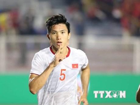 Công bố danh sách U23 Việt Nam chuẩn bị cho VCK U22 châu Á | Bóng đá | Vietnam+ (VietnamPlus)