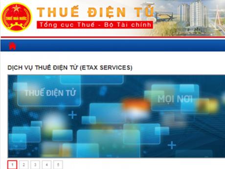 TP. Hồ Chí Minh sắp vận hành hệ thống dịch vụ thuế điện tử eTax | Kinh doanh | Vietnam+ (VietnamPlus)