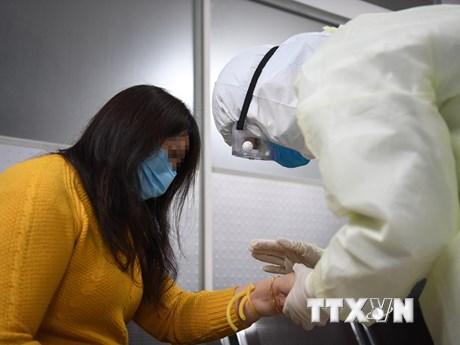 Dịch COVID-19: 132 ca tử vong tại Hồ Bắc trong ngày 18/2 | Sức khỏe | Vietnam+ (VietnamPlus) - xổ số ngày 30112019