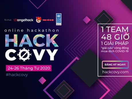 65 sản phẩm dự thi Hackcovy 2020, sáng tạo công nghệ chống đại dịch   Sản phẩm mới   Vietnam+ (VietnamPlus)