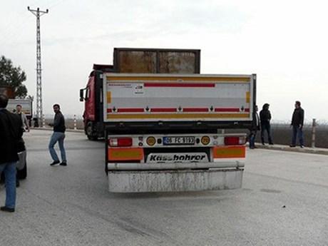 Nga cảnh báo áp đặt hạn chế với vận chuyển bằng xe tải của Thổ Nhĩ Kỳ   Kinh tế   Vietnam+ (VietnamPlus)