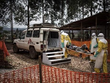 Bùng phát ổ dịch Ebola mới tại vùng Tây Bắc CHDC Congo