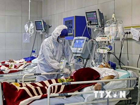 Số ca nhiễm mới trong ngày tại Iran cao nhất trong gần hai tháng