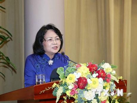 Nâng cao chất lượng công tác tham mưu cho Chủ tịch, Phó Chủ tịch nước   Chính trị   Vietnam+ (VietnamPlus)
