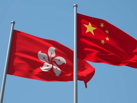 Trung Quốc bổ nhiệm TTK Ủy ban Bảo vệ an ninh quốc gia tại Hong Kong | Châu Á-TBD | Vietnam+ (VietnamPlus)