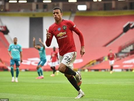 Kết quả bóng đá: Manchester United giành chiến thắng hủy diệt | Bóng đá | Vietnam+ (VietnamPlus)
