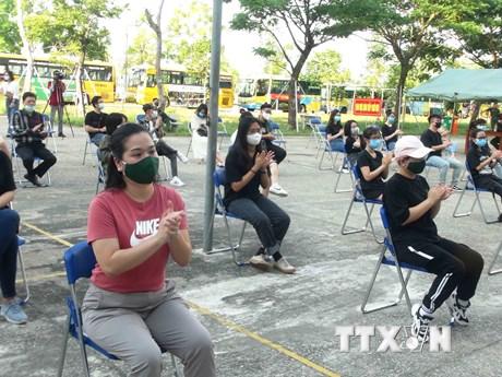 Dịch COVID-19: 341 công dân hết thời gian cách ly tập trung | Y tế | Vietnam+ (VietnamPlus)