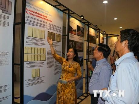 Triển lãm hơn 200 tài liệu quý hiếm về Đô thị biển Đà Nẵng