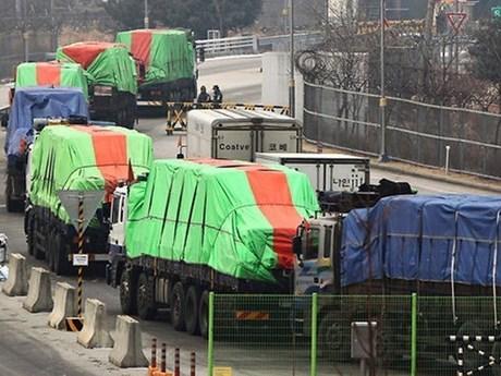 LHQ miễn trừng phạt Triều Tiên trong dự án hỗ trợ lương thực của Mỹ