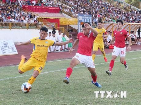 Hà Nội FC 3 trận chưa thắng, 'derby xứ Nghệ' bất phân thắng bại   Bóng đá   Vietnam+ (VietnamPlus)
