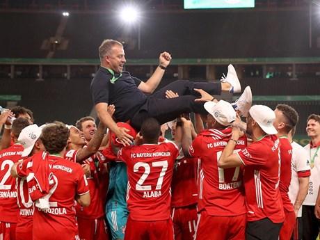 Hành trình đến chung kết Champions League đầy chông gai của Bayern