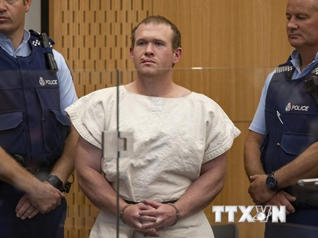 Thủ phạm vụ xả súng đẫm máu ở New Zealand tự bào chữa tại tòa