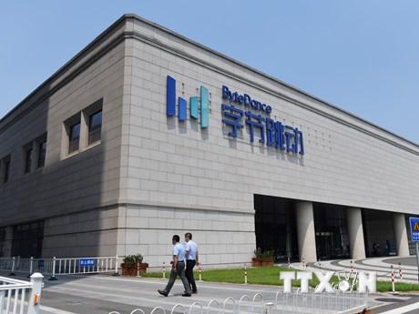 Công ty mẹ của TikTok chuyển trụ sở từ Trung Quốc đến Anh