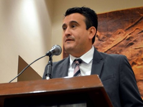 Bộ trưởng Năng lượng Bolivia Guzman dương tính với...