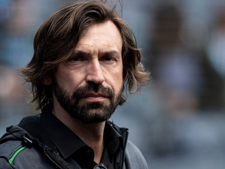 Andrea Pirlo thay Sarri trở thành 'thuyền trưởng' của Juventus