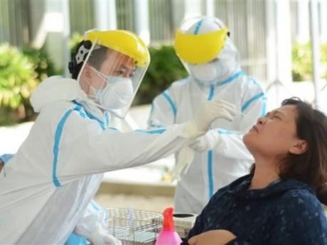 Việt Nam không ghi nhận ca mắc COVID-19 trong sáng 9/9