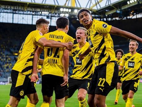 Kết quả Bundesliga: Dortmund thắng trận, các đội chủ nhà thất thế